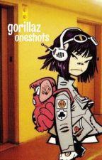 Gorillaz Oneshots by 60sfics