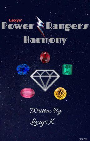 Power Rangers Harmony (Season 1) by Drunk_Breadstick