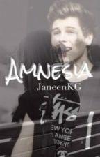 Amnesia    Luke Hemmings by JaneenKG