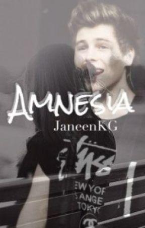 Amnesia || Luke Hemmings by JaneenKG