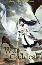 War Goddess by Gweneth_Lia_Tuan