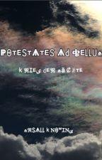 Potestates ad bellum//Krieg der Mächte by mrsallknowing