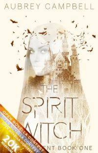 The Spirit Witch    Bewitchment #1 cover
