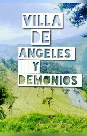 VILLA DE ÁNGELES Y DEMONIOS  by CamiloJK