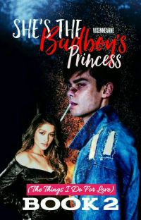 She's The Bad Boy's Princess II cover