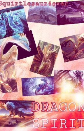 Dragon Spirit by Squirtlesaur4ever