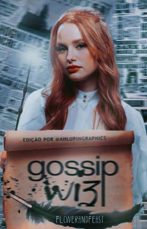 Gossip Wiz // hp nova geração by scorpiusgarden