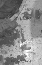Love, Eliot by Kendare_Stang