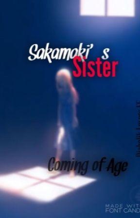 Sakamaki's Sister- Coming of Age 🦋 by LORDSATANSOOO