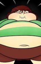 Chara the big fat blob by FatUndertale