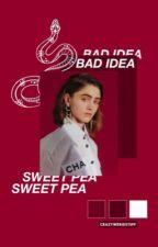 BAD IDEA ► SWEET PEA by CrazyWeirdStuff