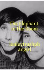 The Elephant in the Room by Spiraling_Bookcase
