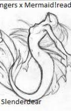 Avengers x Mermaid!Reader -Just An Experiment- by Slenderdear