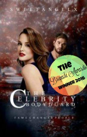 The Celebrity Bodyguard by Alanna