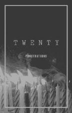 Twenty by punctuations