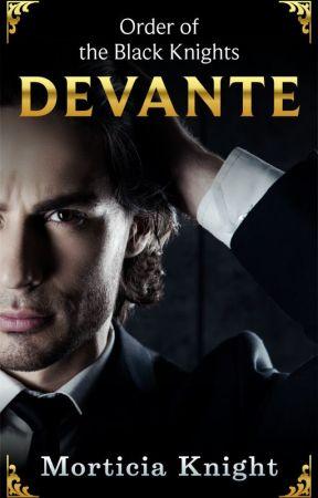 Devante (Order of the Black Knights) by MorticiaKnight