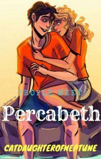 People Meet Percabeth cover