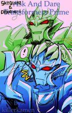 Ask And Dare Transformers Prime by killerkamen