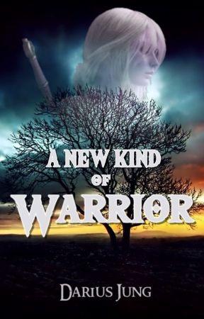 A New Kind of Warrior by DariusJung