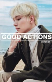 good actions | joshua cover