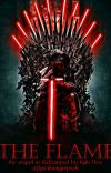 The Flame (sequel to Kidnapped by Kylo Ren) cover