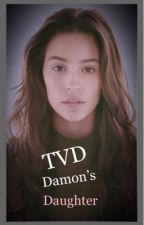 TVD Damon's Daughter by AshleyNapoles14