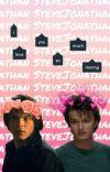 Jonathan x Steve  cover