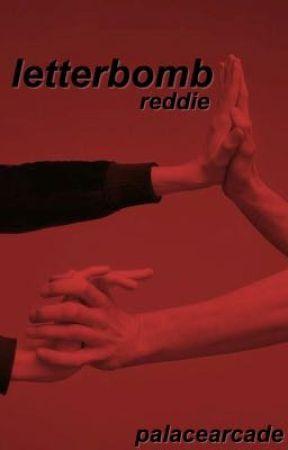 letterbomb ; reddie by palacearcade