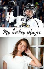 My hockey player✔️ od _IamAnett_