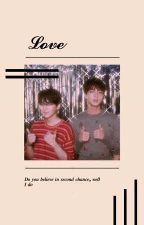 love [Yoonjin] by yoongichi_suga