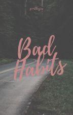 BAD HABITS || CARL GRIMES by paradiseyeland