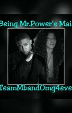Being Mr. Power's maid//:Keith Powers by TeamMbandOmg4ever