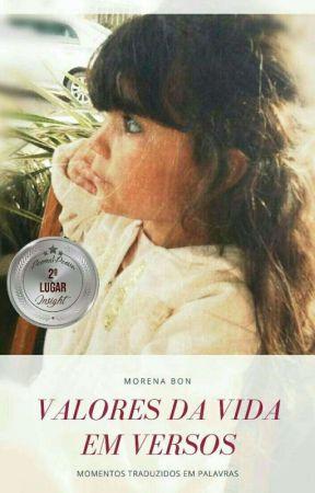 Valores Da Vida Em Versos by morenabon