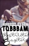 The QB Bad Boy and Me restricted chapters.   cover