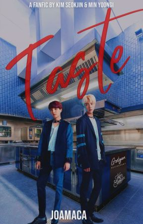 Taste ➟ Suga & Seokjin Fanfiction by Joamaca