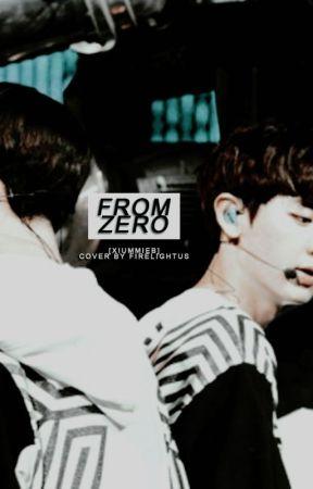 from zero ; chanbaek by xiummieb