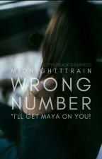 Wrong Number| Froy Gutierrez by MidnighttTrain