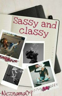 Sassy and classy cover