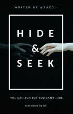 ❮trans❯HIDE & SEEK   BANGTAN bởi -jinvalerie-