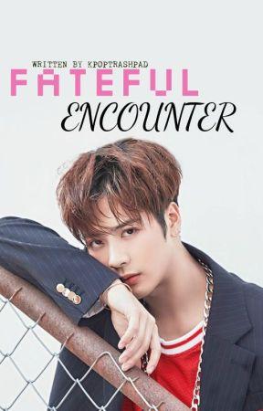 {GOT7} FATEFUL ENCOUNTER    Jackson Wang by KPopTrashPad