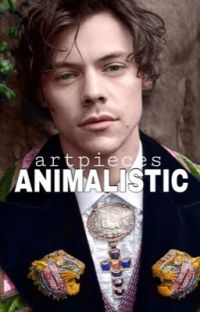 Animalistic | h.s cover