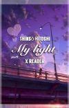 Shinsō Hitoshi x reader cover