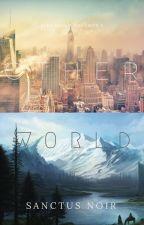 "--Alba Caelo-- Volumen 1 ""OTHER WORLD"" by SanctusNoir"