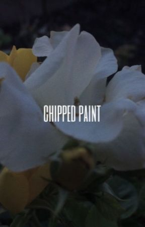 chipped paint by RenegadedSoul