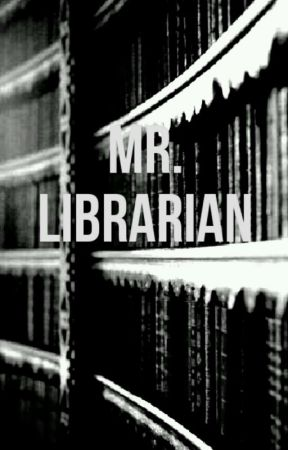 Mr. Librarian by luja_me