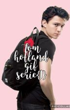 tom holland gif serie <3 {1} by yeahiwritefanfiction