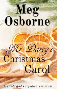 Mr Darcy's Christmas Carol cover
