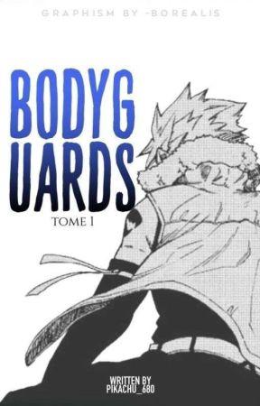 Bodyguards by Pikachu_680
