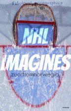 NHL Imagines by eddyscroptop