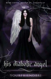 ✔His Diabolic Angel cover